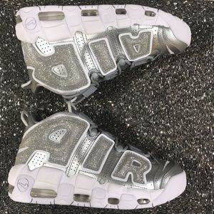 Nike Shoes - NWT Air More Uptempo 'Loud and Clear'